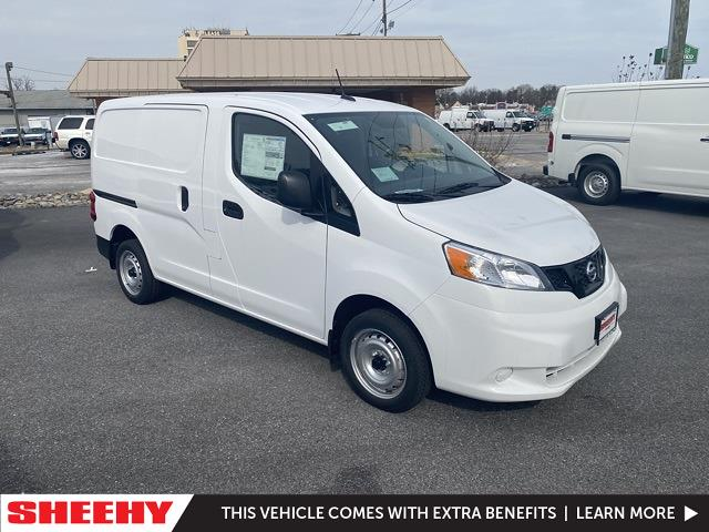 2021 Nissan NV200 4x2, Empty Cargo Van #E695043 - photo 1