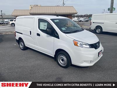 2021 Nissan NV200 4x2, Empty Cargo Van #E695043 - photo 1