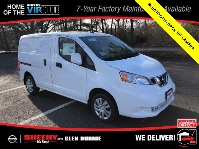 2020 Nissan NV200 4x2, Empty Cargo Van #E695151 - photo 1