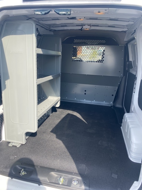 2020 Nissan NV200 4x2, Adrian Steel Upfitted Cargo Van #E695526 - photo 1