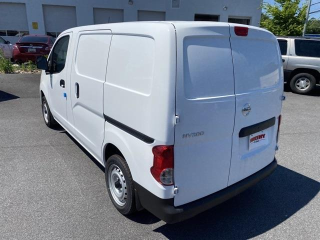 2020 Nissan NV200 4x2, Empty Cargo Van #E695937 - photo 6