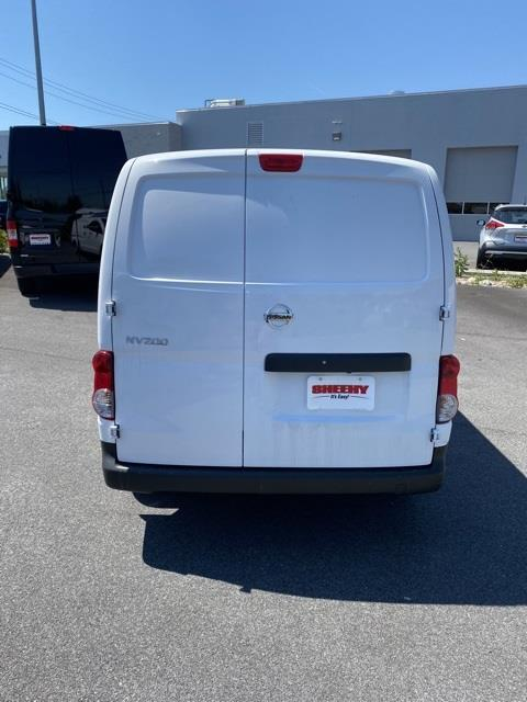2020 Nissan NV200 4x2, Empty Cargo Van #E695937 - photo 7