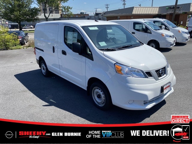 2020 Nissan NV200 4x2, Empty Cargo Van #E697199 - photo 1