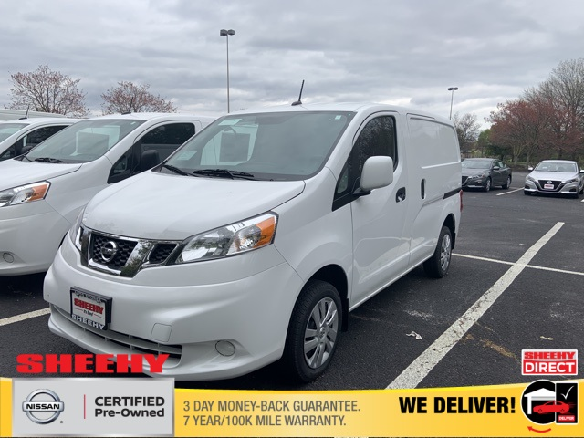 2020 Nissan NV200 4x2, Empty Cargo Van #E697820 - photo 1