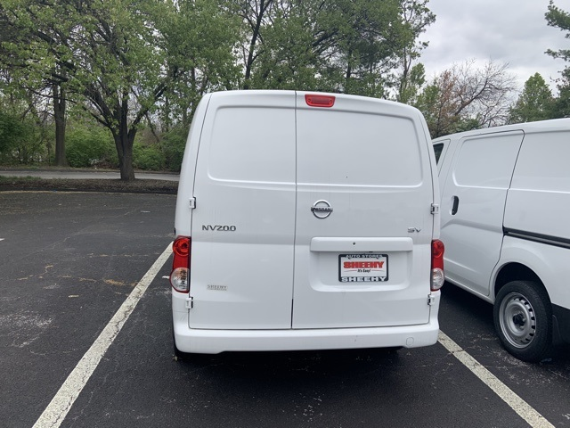 2020 Nissan NV200 4x2, Empty Cargo Van #E697820 - photo 5