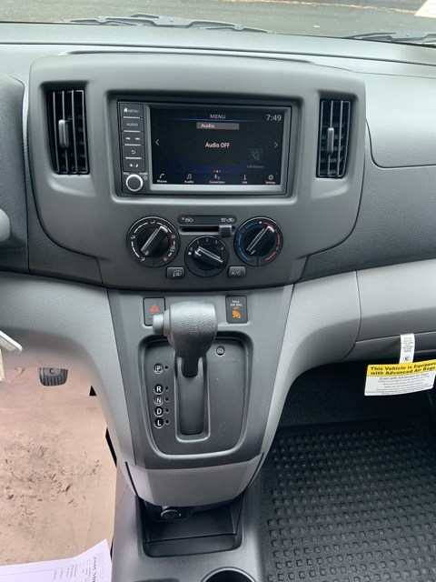 2020 Nissan NV200 4x2, Empty Cargo Van #E697820 - photo 9