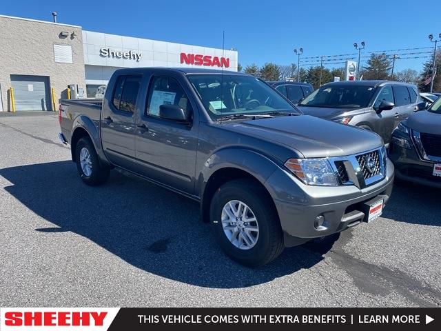 2021 Nissan Frontier 4x4, Pickup #E701262 - photo 1