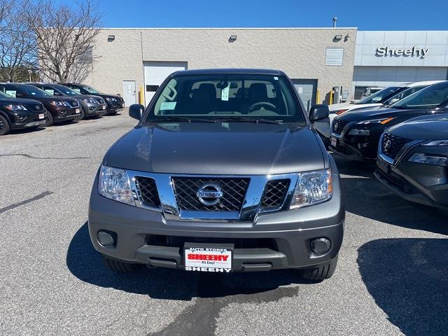 2021 Nissan Frontier 4x4, Pickup #E701262 - photo 4