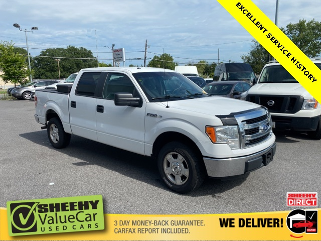 2013 Ford F-150 SuperCrew Cab 4x2, Pickup #E702003A - photo 1