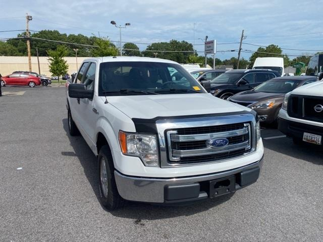 2013 Ford F-150 SuperCrew Cab 4x2, Pickup #E702003A - photo 4