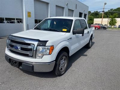 2013 Ford F-150 SuperCrew Cab 4x2, Pickup #E702003A - photo 8