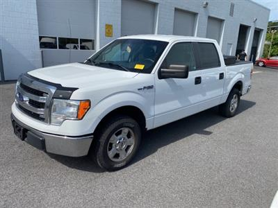 2013 Ford F-150 SuperCrew Cab 4x2, Pickup #E702003A - photo 9