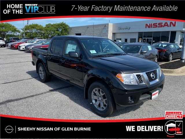 2020 Nissan Frontier Crew Cab 4x2, Pickup #E702950 - photo 1