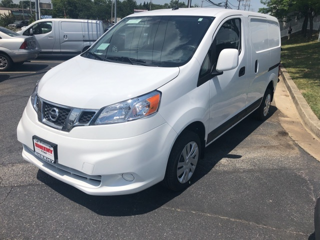2019 NV200 4x2,  Empty Cargo Van #E705582 - photo 4