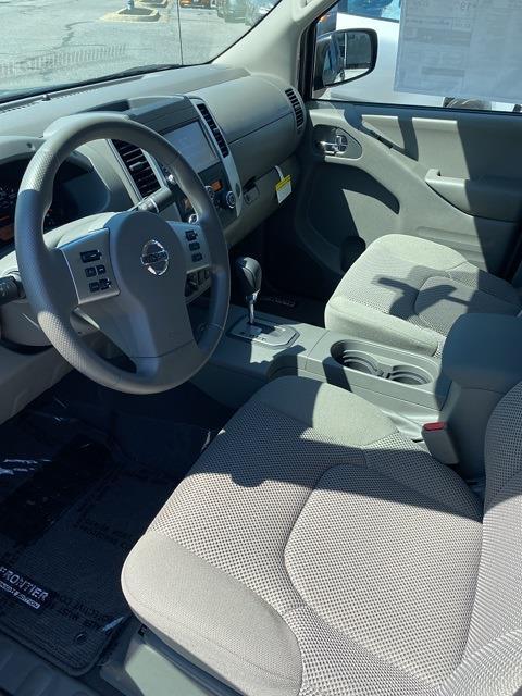 2021 Nissan Frontier 4x4, Pickup #E705678 - photo 8