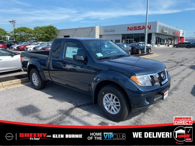 2020 Nissan Frontier King Cab 4x4, Pickup #E705791 - photo 3