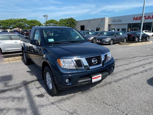 2020 Nissan Frontier King Cab 4x4, Pickup #E705791 - photo 4