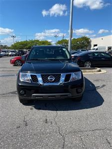 2020 Nissan Frontier Crew Cab 4x4, Pickup #E706111 - photo 3