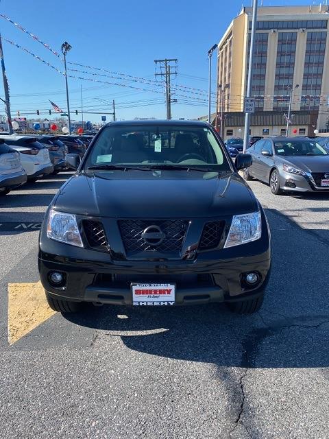 2021 Nissan Frontier 4x4, Pickup #E706212 - photo 3