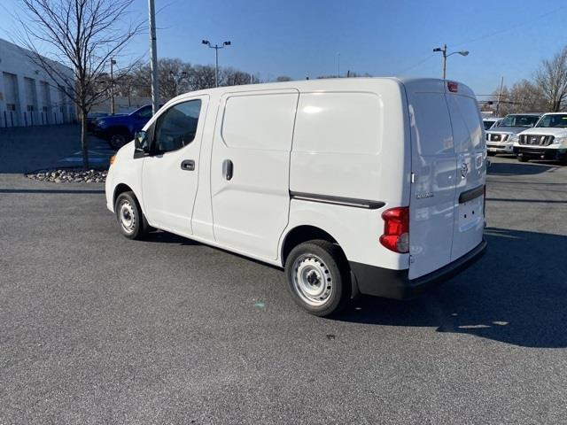 2020 Nissan NV200 4x2, Empty Cargo Van #E707335 - photo 8