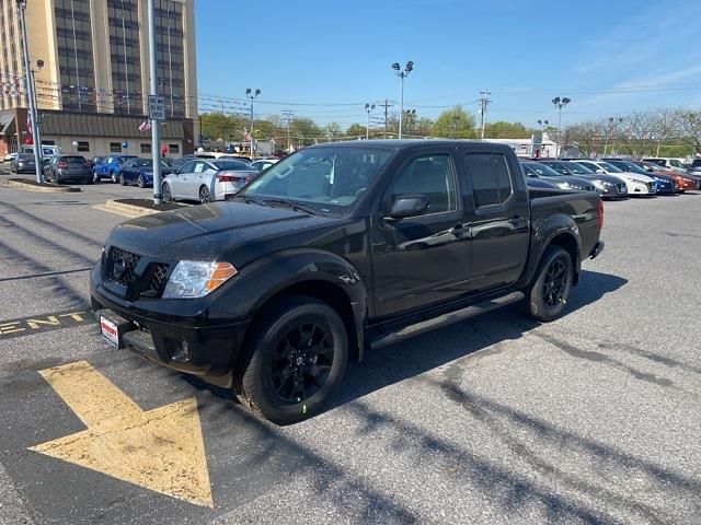 2021 Nissan Frontier 4x4, Pickup #E707962 - photo 5