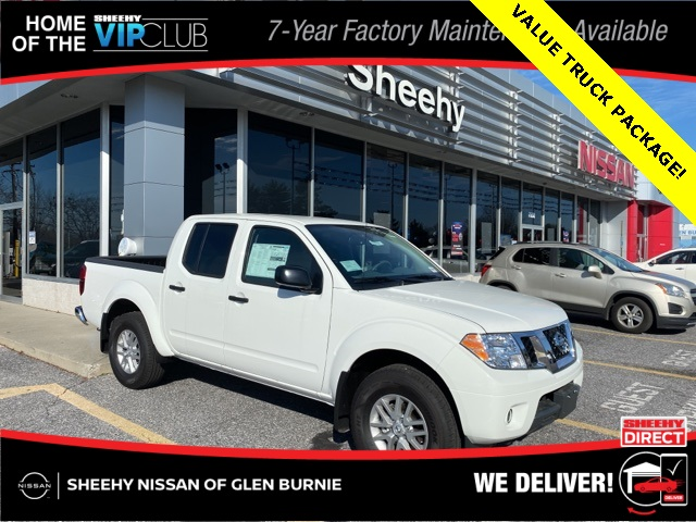 2020 Nissan Frontier Crew Cab 4x4, Pickup #E708275 - photo 1