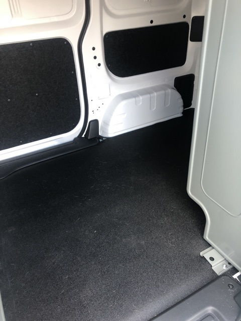 2019 NV200 4x2, Adrian Steel Upfitted Cargo Van #E709486 - photo 10