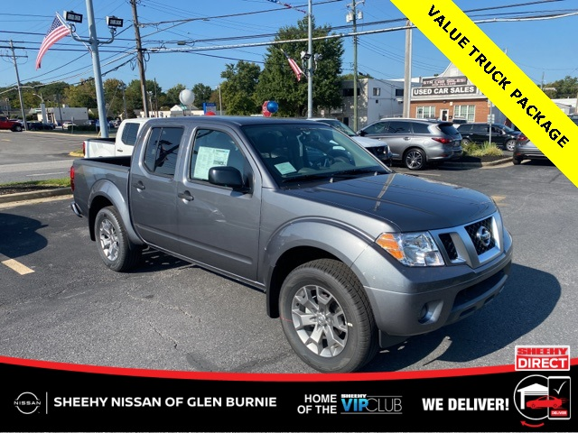 2020 Nissan Frontier Crew Cab 4x4, Pickup #E709726 - photo 1