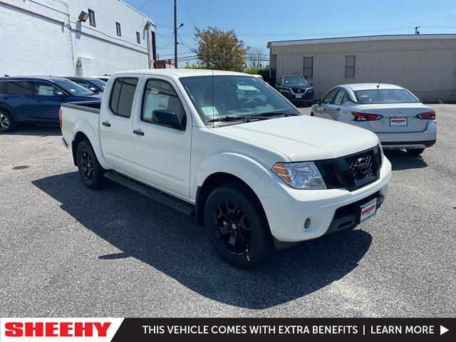 2021 Nissan Frontier 4x4, Pickup #E709810 - photo 1