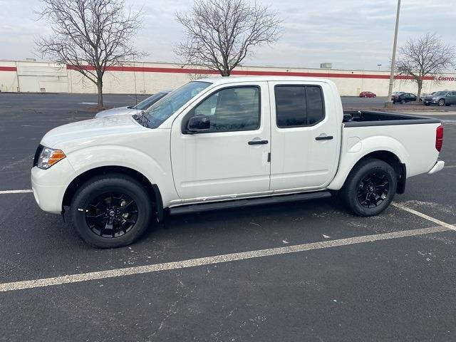 2020 Nissan Frontier Crew Cab 4x4, Pickup #E710591 - photo 12