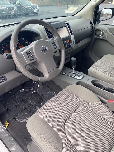 2020 Nissan Frontier Crew Cab 4x4, Pickup #E710591 - photo 21