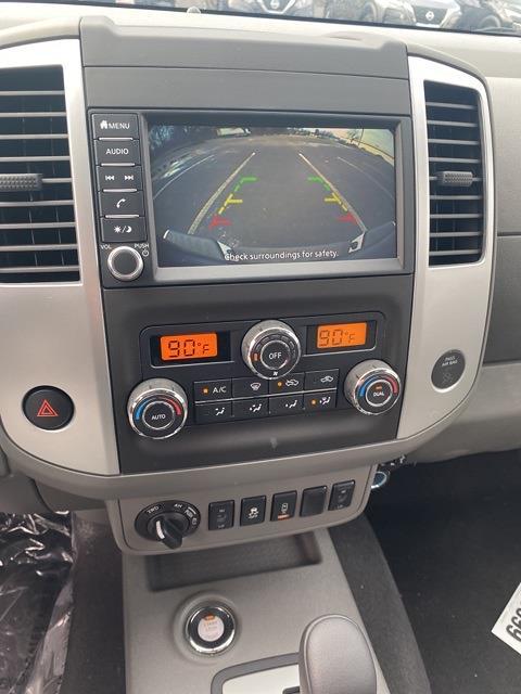 2020 Nissan Frontier Crew Cab 4x4, Pickup #E710591 - photo 27
