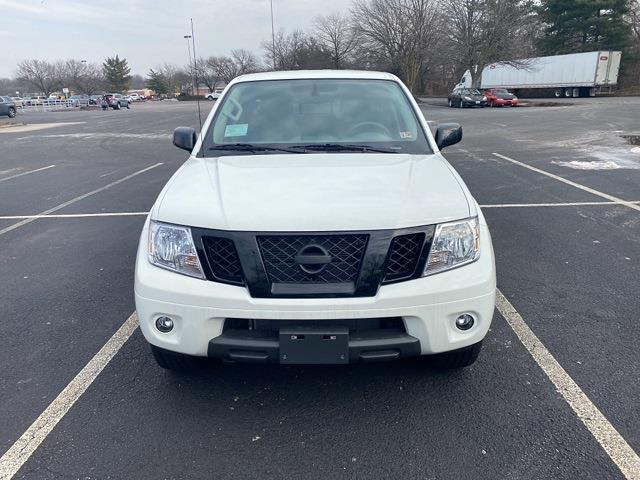 2020 Nissan Frontier Crew Cab 4x4, Pickup #E710591 - photo 7