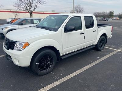 2020 Nissan Frontier Crew Cab 4x4, Pickup #E710591 - photo 11