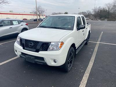 2020 Nissan Frontier Crew Cab 4x4, Pickup #E710591 - photo 9