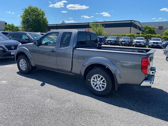 2021 Nissan Frontier 4x4, Pickup #E710770G - photo 1
