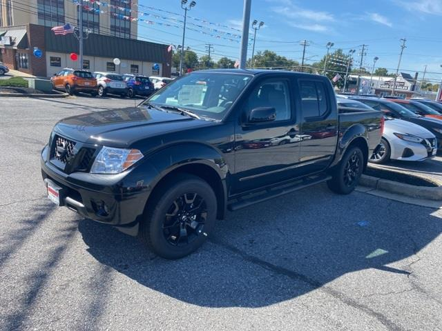 2020 Nissan Frontier Crew Cab 4x4, Pickup #E711451 - photo 5