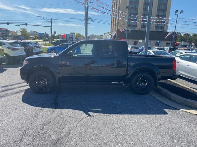 2020 Nissan Frontier Crew Cab 4x4, Pickup #E711451 - photo 6