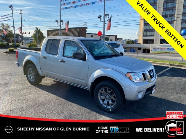 2020 Nissan Frontier Crew Cab 4x4, Pickup #E713174 - photo 1