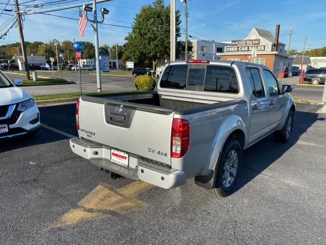 2020 Nissan Frontier Crew Cab 4x4, Pickup #E713174 - photo 2