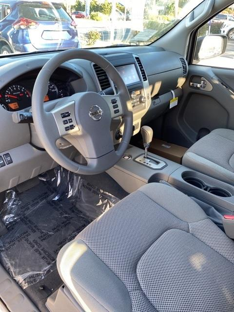2020 Nissan Frontier Crew Cab 4x4, Pickup #E713174 - photo 12