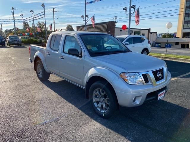 2020 Nissan Frontier Crew Cab 4x4, Pickup #E713174 - photo 3