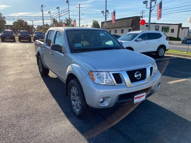 2020 Nissan Frontier Crew Cab 4x4, Pickup #E713174 - photo 4