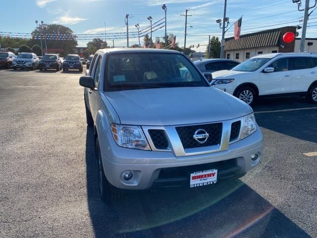 2020 Nissan Frontier Crew Cab 4x4, Pickup #E713174 - photo 5