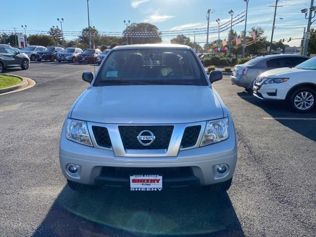 2020 Nissan Frontier Crew Cab 4x4, Pickup #E713174 - photo 6