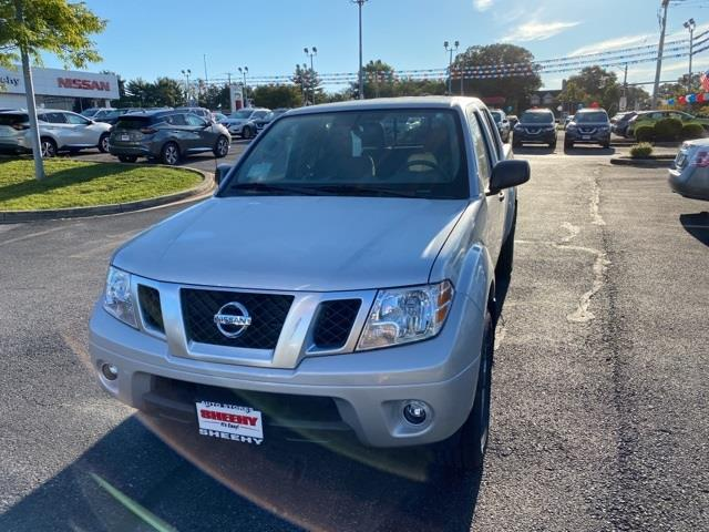 2020 Nissan Frontier Crew Cab 4x4, Pickup #E713174 - photo 7