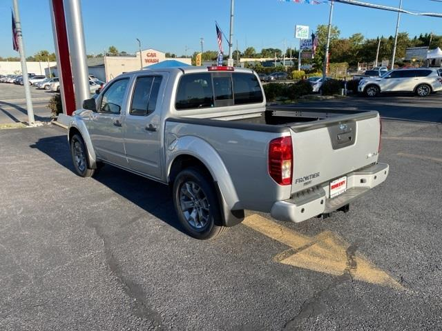 2020 Nissan Frontier Crew Cab 4x4, Pickup #E713174 - photo 10