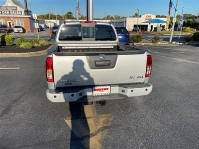 2020 Nissan Frontier Crew Cab 4x4, Pickup #E713174 - photo 11