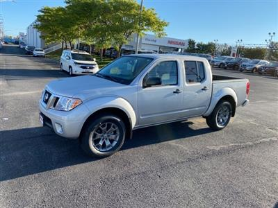 2020 Nissan Frontier Crew Cab 4x4, Pickup #E713174 - photo 8