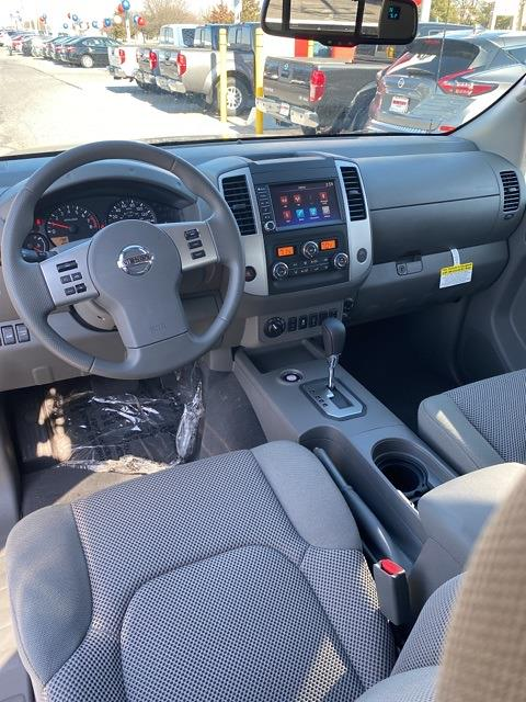 2020 Nissan Frontier Crew Cab 4x4, Pickup #E713866 - photo 10